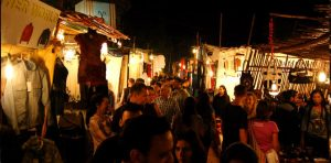 INGO NIGHT BAZAR, ARPORA