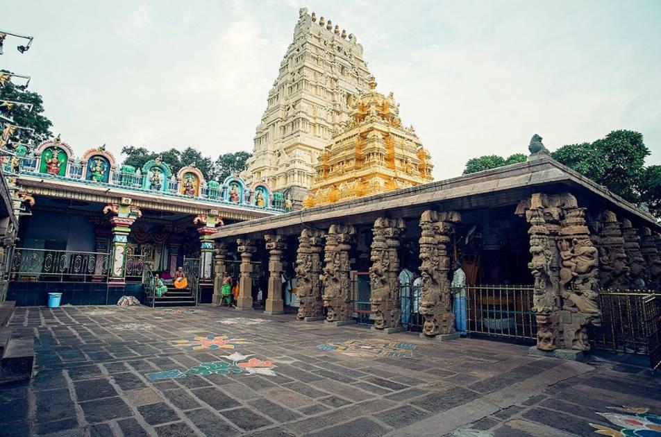 Mallikarjuna Temple, Andhra Pradesh