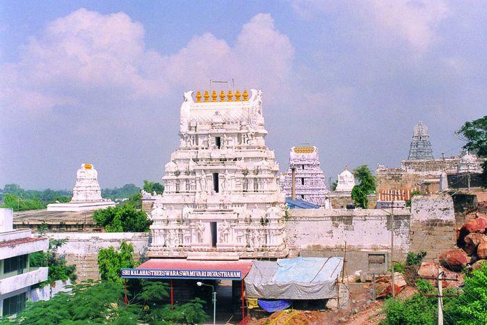 Srikalahasti Temple, Andhra Pradesh