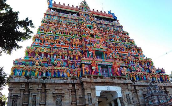 Chidamabaram Nataraja Temple, Tamil Nadu