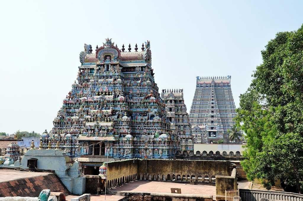 Jambukeswarar Temple, Trichy, Tamil Nadu