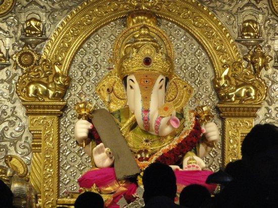 Shrimant Dagdusheth Halwai Ganpati Temple