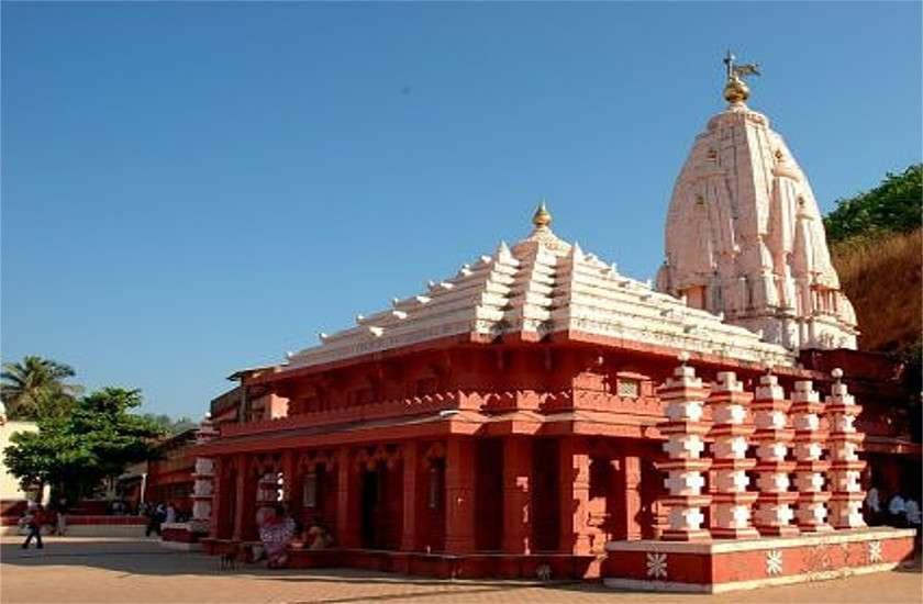 Ganpatipule Temple, Ratnagiri, Maharashtra